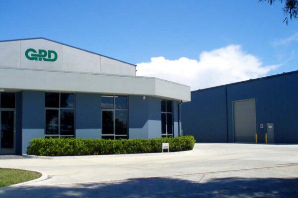 GR Davis Headquarters