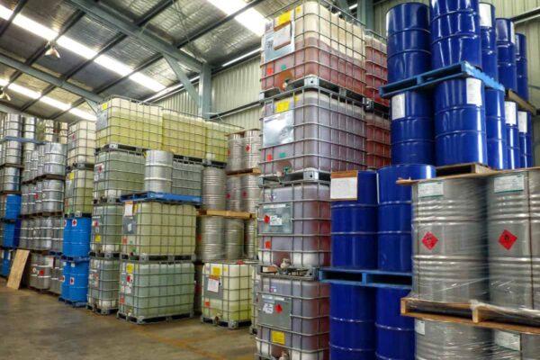 Eucalyptus oil - bulk containers